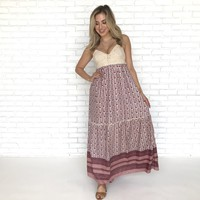 Love For You Always Maxi Dress