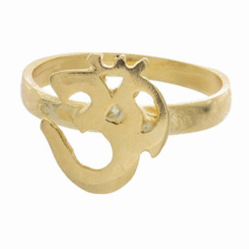 Ohm Knuckle Ring