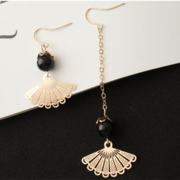 Earrings | Long Earrings Shell| Mini Joker Online Jewelry Store