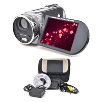 Mitsuba 16MP (Interpolated) Digital Camcorder with 8x Digital Zoom, 3.0
