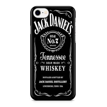 Jack Daniels Black Iphone 8 Case