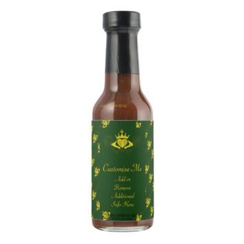 The Claddagh (Gold) Hot Pepper Sauce