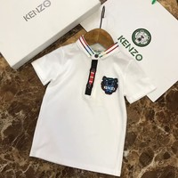2018 Childrens Cheap Kenzo T Shirt hot sale ※ 001