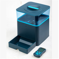 Smart Remote Dog Feeder With Timer Automatic