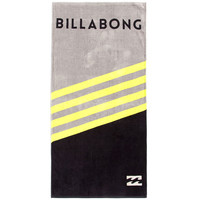 Billabong Slice Towel Black/Green One Size For Men 26348712701