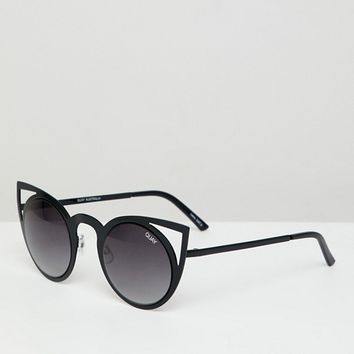 Quay Australia invader cat eye sunglasses at asos.com
