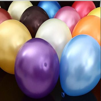 100Pcs Popular Thick Party Decoration Balloons