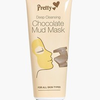 Chocolate Mud Face Mask | Boohoo