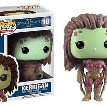 Funko Pop Games: Starcraft - Kerrigan Vinyl Figure