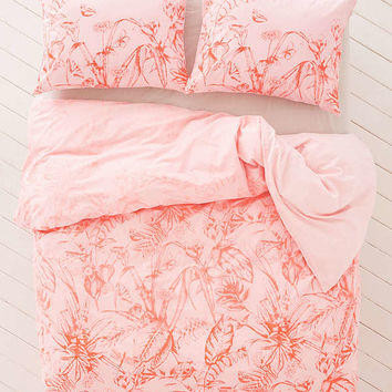 Forest Toile Duvet Cover | Urban Outfitters