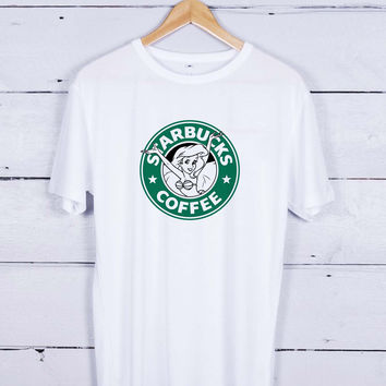 Starbuck Little Mermaid Tshirt T-shirt Tees Tee Men Women Unisex Adults