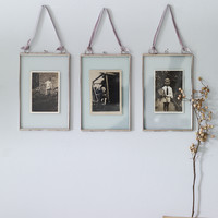 Three Delicate Hanging Frames