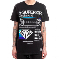 Rocksmith Superior T-shirt in Black
