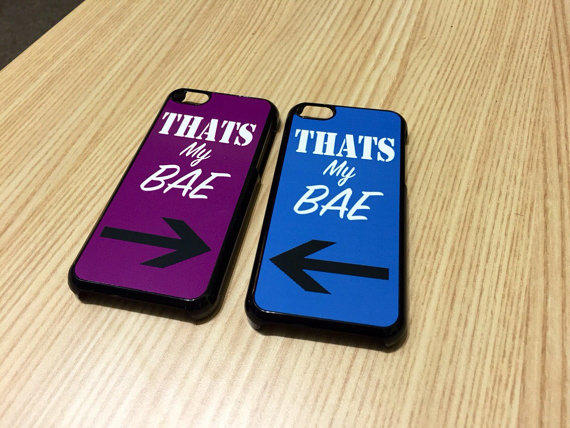 Thats My Bae/Couple iPhone 6 Case/ iPhone from DesignedLUX on