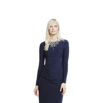 Vince Camuto Beaded Dress