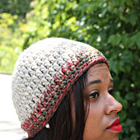 Crochet PATTERN - Nature Beanie - Wool Beanie Pattern - Easy Beginner Pattern - Download PDF Crochet Pattern - DIY - How To Crochet