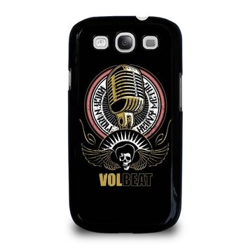 VOLBEAT HEAVY METAL Samsung Galaxy S3 Case Cover