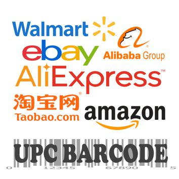 1000 UPC Code For Listing On Amazone Aliexpress Ebay Alibaba Walmart EAN Code 623689132567