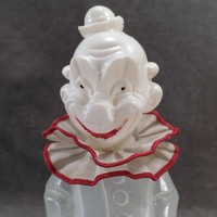 Vintage Plastic Clown Candy Container – Made in West Germany