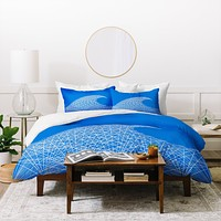 Fimbis Wave Duvet Cover