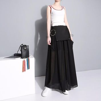 Andresen Overall Skirt