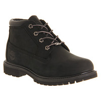 Timberland Nellie Chukka Double Waterproof Boot Black Mono Exclusive - Ankle Boots