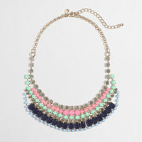 Factory stripe bib necklace - Necklaces - FactoryWomen's Jewelry - J.Crew Factory