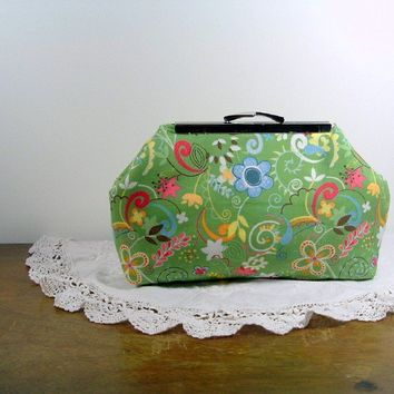 WHIMSY Clutch by BitsandPurses on Etsy