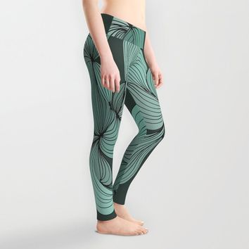 The Greens Leggings by DuckyB (Brandi)