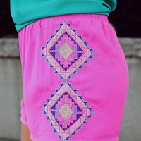West Coast Shorts - Magenta