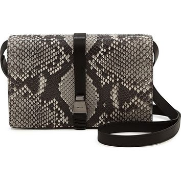 Akris Alice Genuine Python Crossbody Bag | Nordstrom