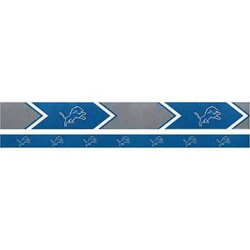 NFL Detroit Lions 2 Pack Headband Set
