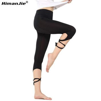 Yoga Tights Leggings Pants Ballet