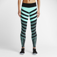 Nike Legendary Tight Mezzo Zebra Women's Training Pants