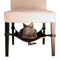 Cat Crib: Cat Crib Black