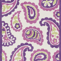 Piper Purple / Green 2Ft 0In X 3Ft 0In Rug