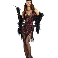 Dames Like Us Flapper Adult Womens Costume – Spirit Halloween