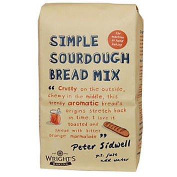 Wright's Simple SourDough Bread Mix 5 x 500g