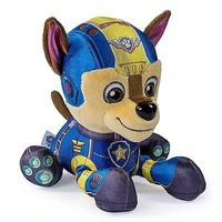 "Paw Patrol Air Rescue, 8"" Plush Pup Pals, Chase"