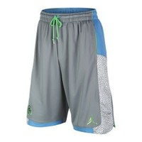 Nike Store. Jordan Spizike Blocked Men's Basketball Shorts