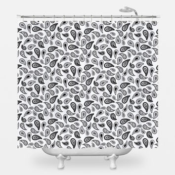 Best Paisley Shower Curtain Products on Wanelo