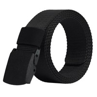 Automatic Buckle Nylon Belt Male Army Tactical Belt Mens Military Waist Canvas Belts High Quality Strap