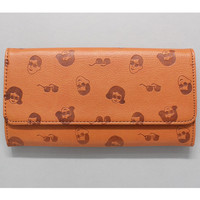 Oohlala Funny illustration tabom classic long wallet