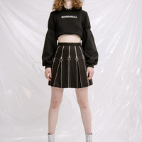 MARRKNULL AW16 O-Ring Layered Skirt