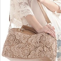sirenlondon - Lavish Lace Bag
