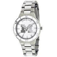 NCAA Michigan Wolverines Women's Pearl Watch