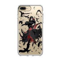 ITACHI AKATSUK iPhone and Samsung Galaxy Clear Case