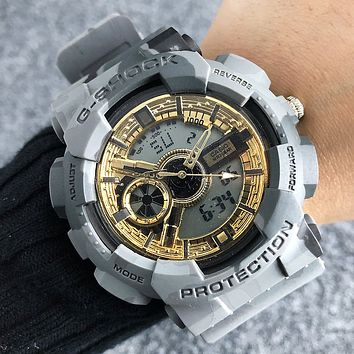 G-Shock Casio Fashion New Camouflage Women Men Leisure Watch Wristwatch