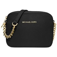 MICHAEL Michael Kors Jet Set Travel Crossbody | macys.com