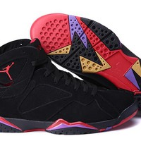 Big Size, To Special You! Nike Air Jordan 7 Retro AJ7 Black/Red Size US 14,15,16